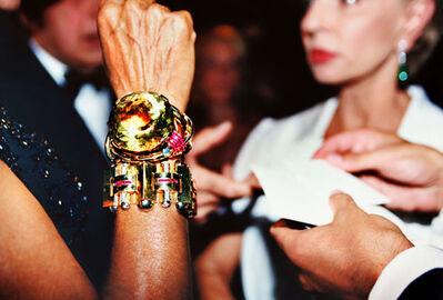 Jessica Craig-Martin, 'Fisted (Ralph Lauren 40th Anniversary Party, New York City)', 2011