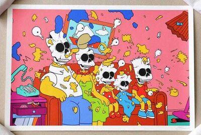 Matt Gondek, 'Nuclear Simpsons Family ', 2015