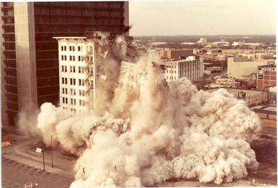 Unknown Photographer, '[Building Demolition]', 1981