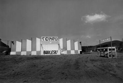 Susan Meiselas, 'End of the lot, Essex Junction, VT, 1973', 1972-1975