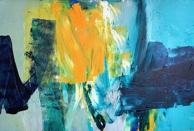 Deborah Lanyon, 'Canopy Glow', 2019