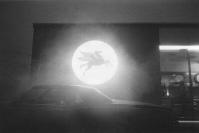 Elaine Mayes, 'Pegasus, New York', 1972