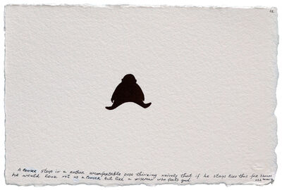 Nedko Solakov, 'Single Drawing #21', 2013