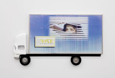 Pentti Monkkonen, 'Box Truck Painting (The Shade Company)', 2015