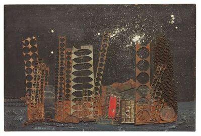 Antonio Berni, 'Paisaje Urbano', 1960