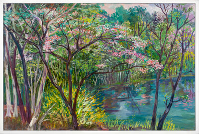 Thelma Appel, 'Dogwood Pond', 2009