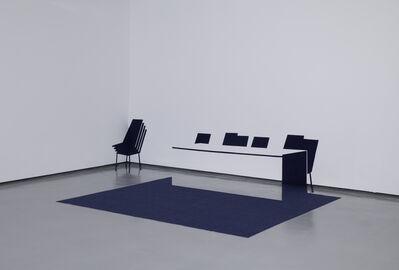 Igor Eskinja, 'Panel Discussion', 2010