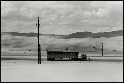 Danny Lyon, 'The Truck in the Desert, Yuma AZ/CA', 1962