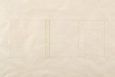 Fred Sandback, 'Untitled (J. 110)', 1984