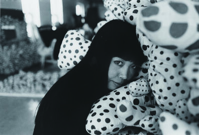 Eikoh Hosoe, 'New York 14th Street, Kusama Studio', 1964
