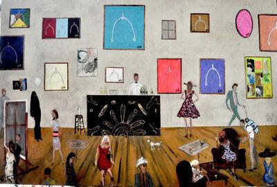 Ealy Mays, 'Wishbone Gallery', 2018