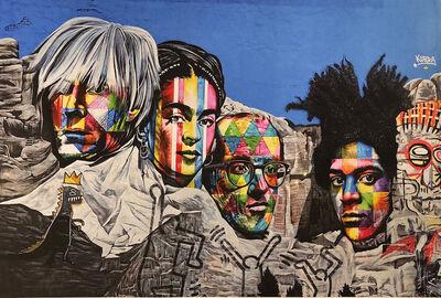 Eduardo Kobra, 'Equality (Igualade)', 2019