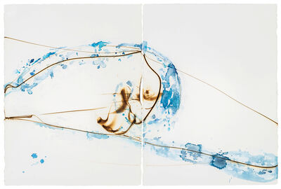 Etsuko Ichikawa, 'Vitrified 3118', 2018