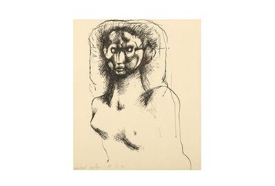 Michael Ayrton, 'Mantic Figure II'