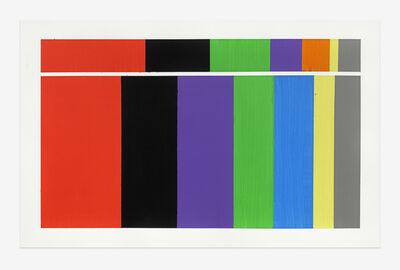 Ronald de Bloeme, 'Kurzstrecke 01', 2017
