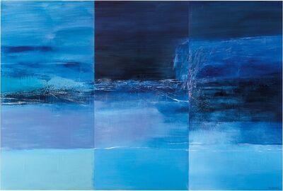 Zao Wou-Ki 趙無極, 'Untitled', 2006