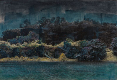 Leonard Yang, 'When Trees Grow Over Cities: The City I', 2016
