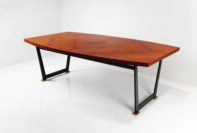 Maison Leleu, 'Conference Table', ca. 1965