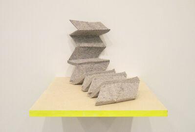Maria Hupfield, 'Double Diamond Zig Zag', 2018
