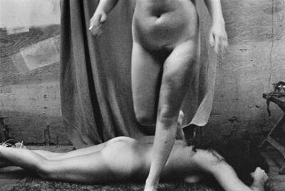 Susan Meiselas, 'USA. Essex Junction, Vermont. Returning Backstage.', 1973