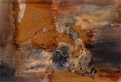 Mak Kum Siew, 'Untitled (Abstract)', 1963
