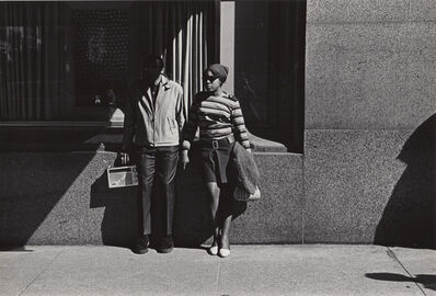Ed Sievers, 'Untitled (couple holding hands)', c. 1960's