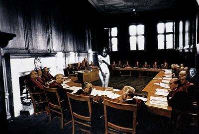 Penny Slinger, 'Tribunal', 1970-1977