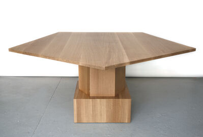 Tinatin Kilaberidze, 'Dining Table - Center Table', 2016