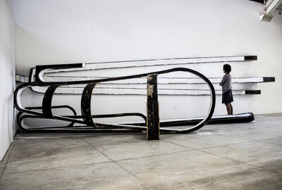 Rodrigo Sassi, 'Ponto Pra Fugam', 2013