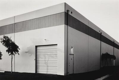 Lewis Baltz, 'New Industrial Parks #50: Southwest Corner, Semicoa, 333 McCormick, Costa Mesa, CA', 1974