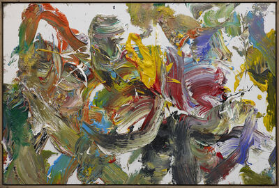 Wang Yigang 王易罡, 'Abstract S10', 2017