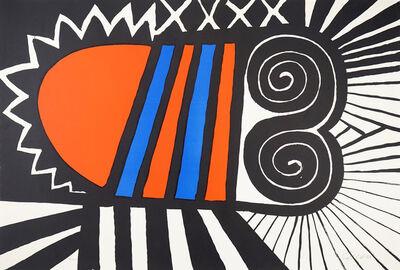 Alexander Calder, 'Papoose', 1969