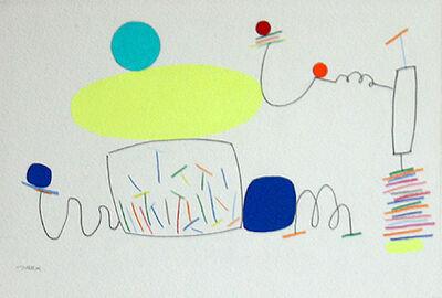 Soonae Tark, 'Work-on-paper 12-1 (Framed)', 2012