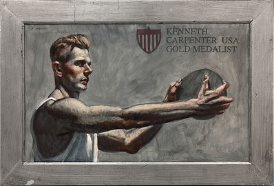 Mark Beard, '[Bruce Sargeant (1898-1938)] Kenneth Carpenter, Gold Medalist', n.d.