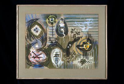 "Gordon Onslow-Ford, '""Moongrowers""   ', 1951"