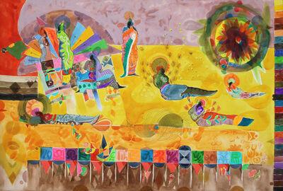 Hussein Salim, 'Phoenix People 6', 2019