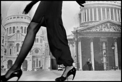 Abbas, 'Chanel fashion show. Paris, France.', 1986