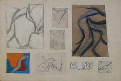 Equipo 57, 'Dibujos y gouaches preparatorios París', 1959-1961