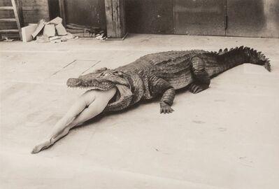 Helmut Newton, 'A Scene from Pina Bausch's Ballet', 1983