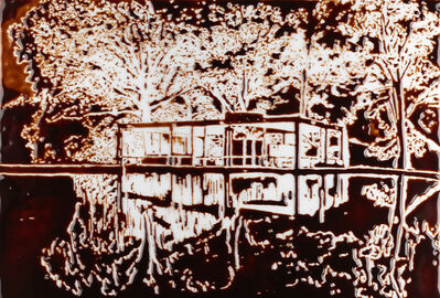 Vik Muniz, 'The Glass House, after Robin Hill', 2016