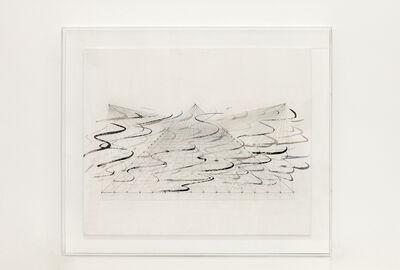 Esther Ferrer, 'Maquetas pirámides', 1980-1985