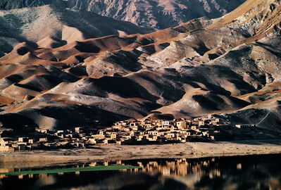 Steve McCurry, 'Road to Jalalabad, Village between Sarobi and Kabul, Afghanistan', 1992