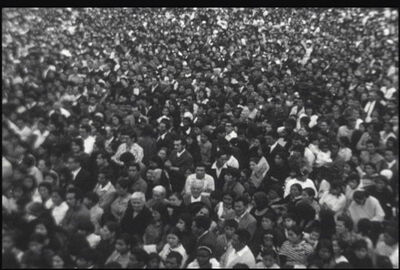 Leandro Katz, 'Crowd 7x7', 1974-2012