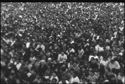 Leandro Katz, 'Crowd 7x7', 1974-2012