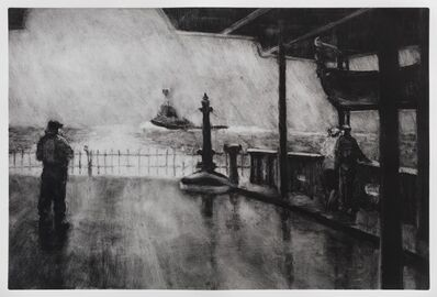 Joseph Peller, 'Aboard the Ferry', ca. 2014