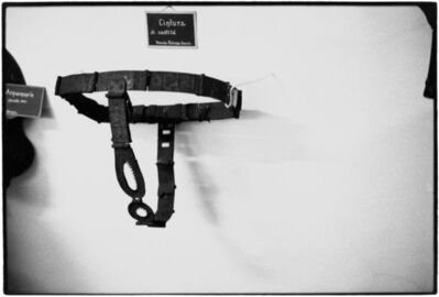 Zoe Leonard, 'Chastity Belt', 1990/1993