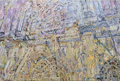 Sergio Romagnolo, 'Prague's Cathedral', 2013