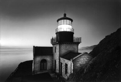 Bob Kolbrener, 'Point Sur Light Station', 2015