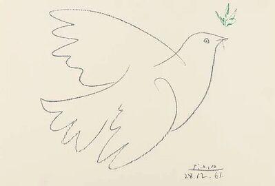 Pablo Picasso, 'Colombe de la Paix large', 1961