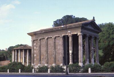 'Temple of Fortuna Virilis (Temple of Portunus)', ca. 100  BCE